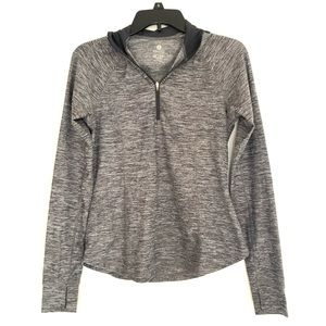 5/$15 Old Navy Semi Fitted Active Zip Pullover